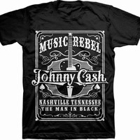 Cash, Johnny: Music Rebel