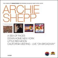 Shepp, Archie: Complete Black Saint  Soul Note Records