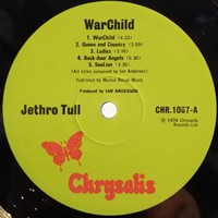 Jethro Tull: War Child