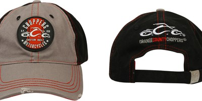 Orange County Choppers: Washed distressed logo