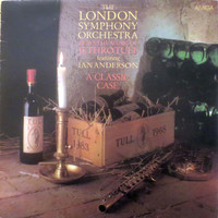 Anderson, Ian: A Classic Case - The London Symphony Orchestra Plays The Music Of Jethro Tull