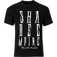 Shade Empire: Poetry Of The Ill-Minded - Black