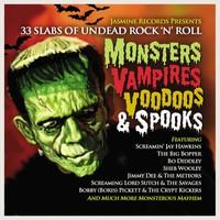 V/A: Monsters, Vampires, Voodoos & Spooks