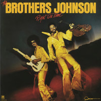 Brothers Johnson: Right On Time
