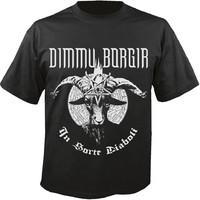 Dimmu Borgir: Religion Sickens Me