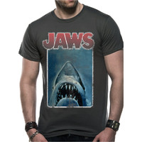 Movie: Jaws Vintage Poster
