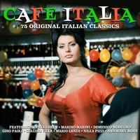 V/A: Cafe Italia - 75 Original Italian Classics