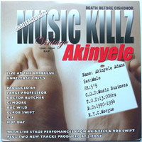 Akinyele: Live At The Barbecue - Unreleased Hit's