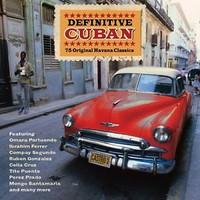V/A: Definitive Cuban: 75 Original Havanna Classics