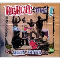 V/A: Highlife Time - Nigerian & Ghanaian Sound From the 60's And Early 70's