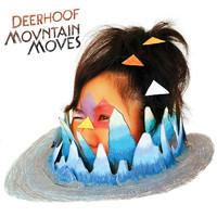 Deerhoof: Mountain moves (limited blue swirl vinyl)