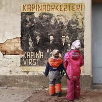 Kapinaorkesteri / Mariska / Remu / Yaffa, Sami : Kapinavirsi