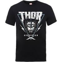 Marvel Thor Ragnarok: Asgardian triangle