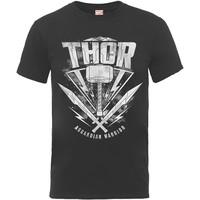 Marvel Thor Ragnarok: Thor hammer logo