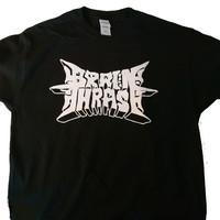 Brainthrash: Brainthrash T-paita logolla
