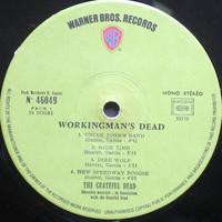 Grateful Dead : Workingman's Dead