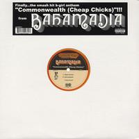 Bahamadia: Commonwealth (Cheap Chicks)