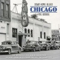 V/A: Down home blues Chicago - Fine boogie