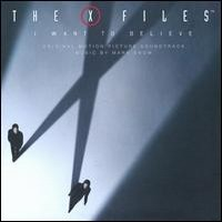 Soundtrack: X-Files - I want to believe