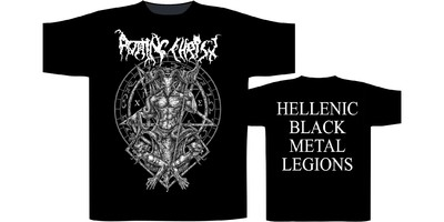 Rotting Christ: Hellenic Black Metal Legions