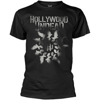 Hollywood Undead: Dove grenade spiral