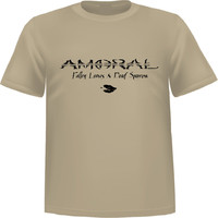 Amoral : Fallen Leaves & Dead Sparrows