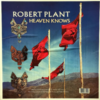 Plant, Robert: Heaven Knows