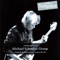 Schenker, Michael: Rockpalast: Hardrock Legends Volume 2
