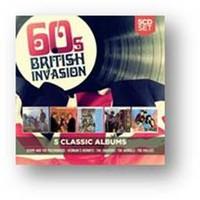 V/A: 5 classic albums: 60s british invasion
