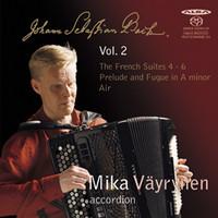 Väyrynen, Mika: Vol. 2: French suites 4-6