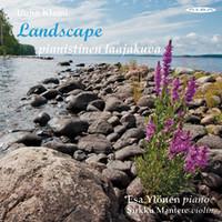 Klami, Uuno: Landscape - pianistinen laajakuva