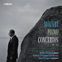 Mozart, Wolfgang Amadeus: Piano concertos