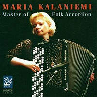 Kalaniemi, Maria: Master of folk accordion