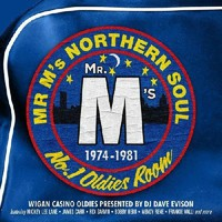 V/A: Mr. M's - wigan casino northern soul oldies room 1974-1981