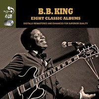 King, B.B.: Eight Classic Albums