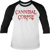 Cannibal Corpse: Dripping logo