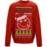 Nirvana: Smiley christmas