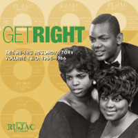 V/A: Get Right: The Ru-Jac Records Story Volume Two: 1964-1966
