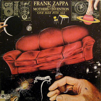 Zappa, Frank : One Size Fits All