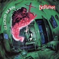 Destruction: Cracked brain