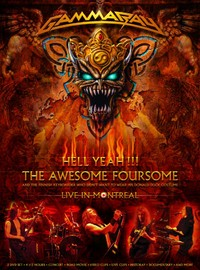 Gamma Ray : Hell yeah - the awesome foursome