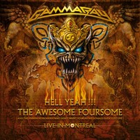 Gamma Ray: Hell yeah - the awesome foursome