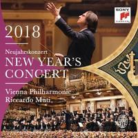 Muti, Riccardo: New Year's Concert 2018