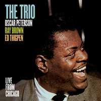 Peterson, Oscar: Trio Live From Chicago