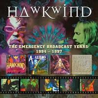 Hawkwind: The emergency broadcast years 1994-1997