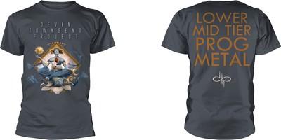 Devin Townsend Project: Lower mid tier prog metal