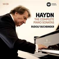 Buchbinder, Rudolf: Haydn: complete piano sonatas