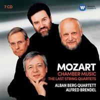 Alban Berg Quartett: Mozart: string quartets 14-23,