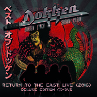 Dokken : Return to the East live 2016