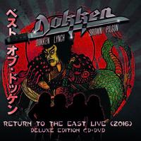 Dokken: Return to the East live 2016